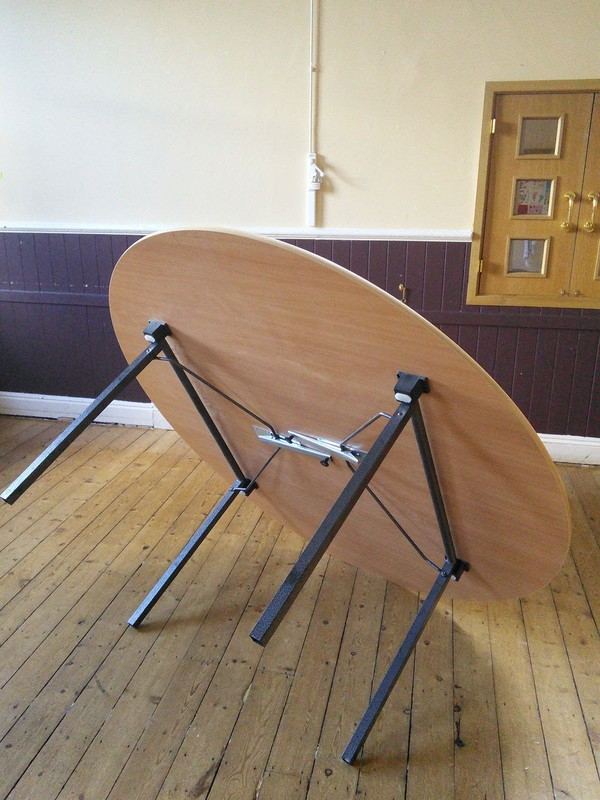 Used banqueting tables for sale UK