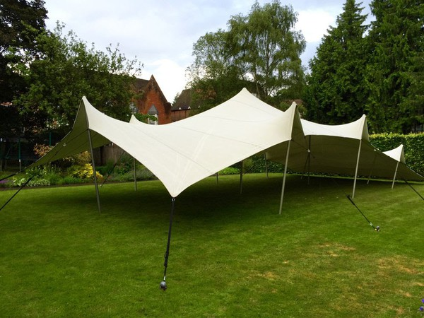 used stretch tent for sale uk