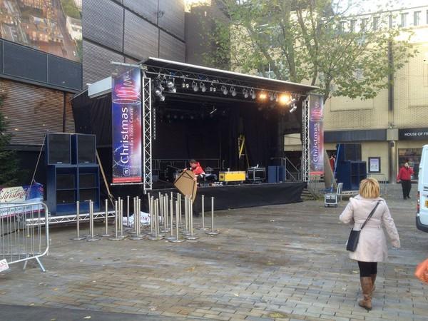 trailer stage UK