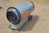 Ambirad indirect heater