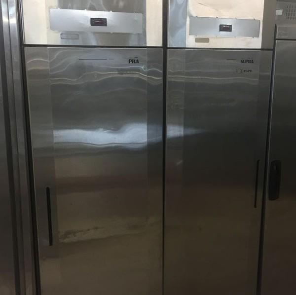 Single Door Upright Fridges