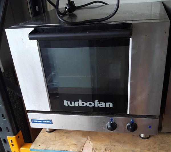 Blue Seal E22m3 Counter Top Electric Oven
