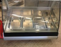 Hot servery, bain marie drop in