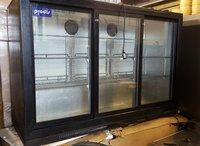 Prodis 3 door bottle fridge