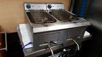 Falcon Pro Lite Counter Top Double Fryer