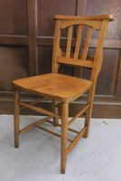 Peacehaven Church of the Ascension Chapel / Church Chairs