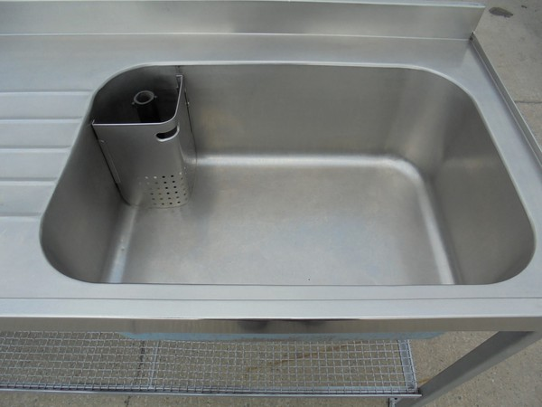 Stainless Steel Double Sink(5541)