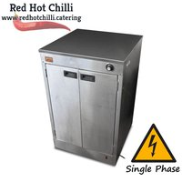 Victor Single Phase Hot Cupboard