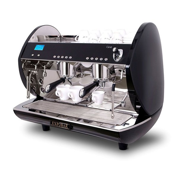 Used 2 group coffee machine