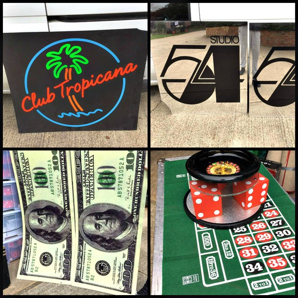 Las vegas casino prop UK
