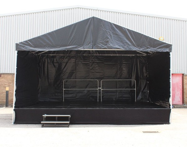 Brand new portable stage UK
