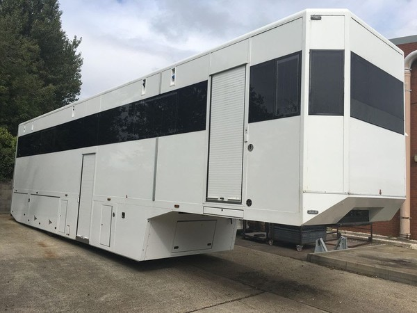 Used Custom trailer