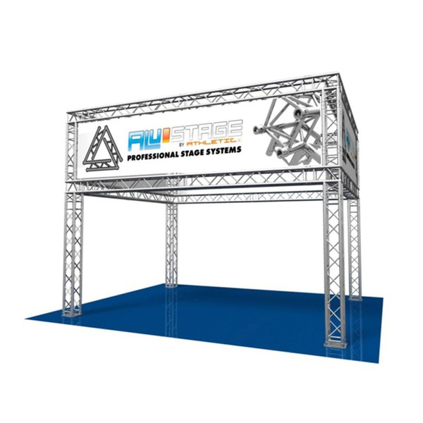 Trade show booth for sale