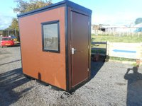 Gate house security hut for sale