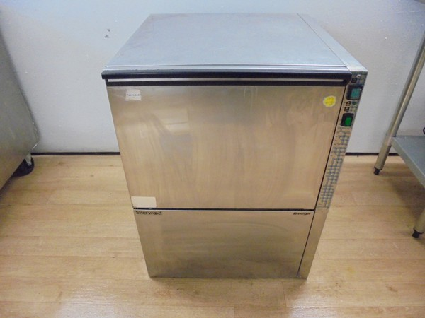 Used front loading dishwasher
