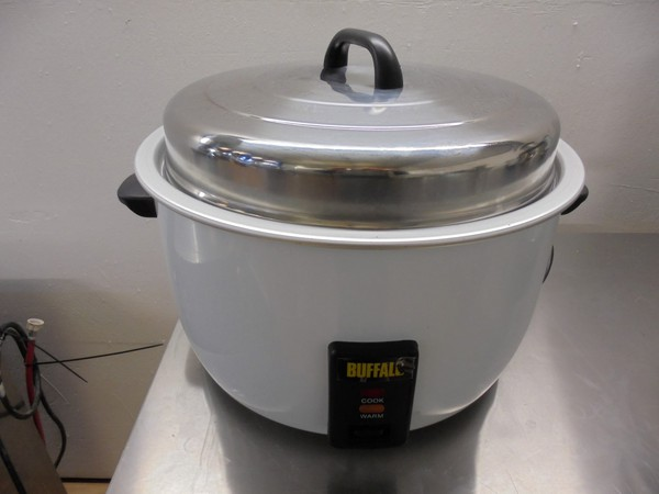 Used rice cooker