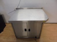 Used electric hot cupboard