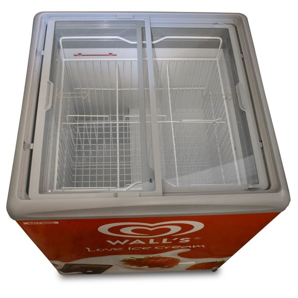 shop freezer for ice cream