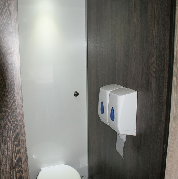Used Executive Toilet Trailer