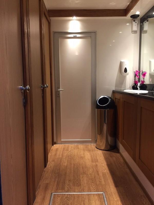 Toilet trailer used uk