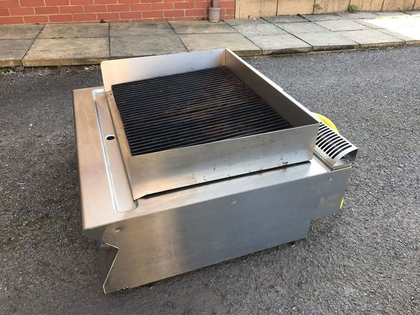 Secondhand Flat grill UK