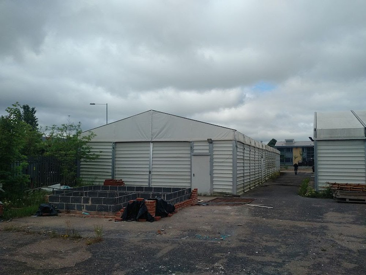 Secondhand Portable Buildings   Storage or Warehouse ...