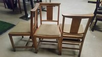 Oak Framed Chairs