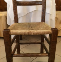 Used oak dining chair for sale