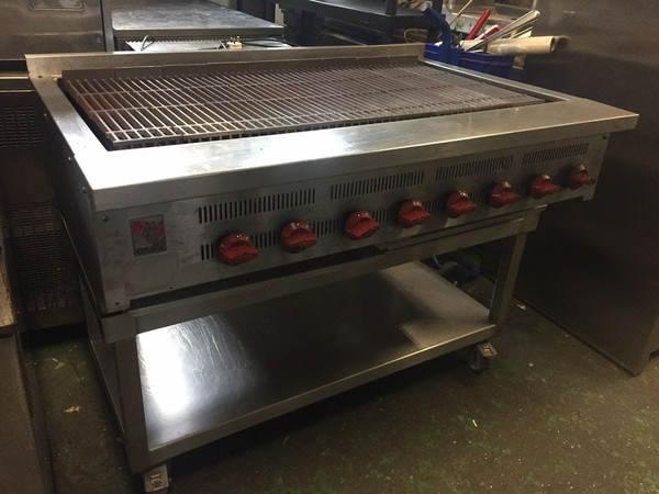 8 burner gas grill for sale