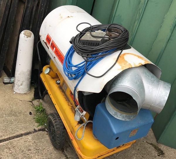 Marquee Diesel / Kerosene Heaters