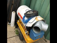 Marquee Diesel/Kerosene Heaters - Norfolk