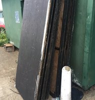 Portable staging for sale