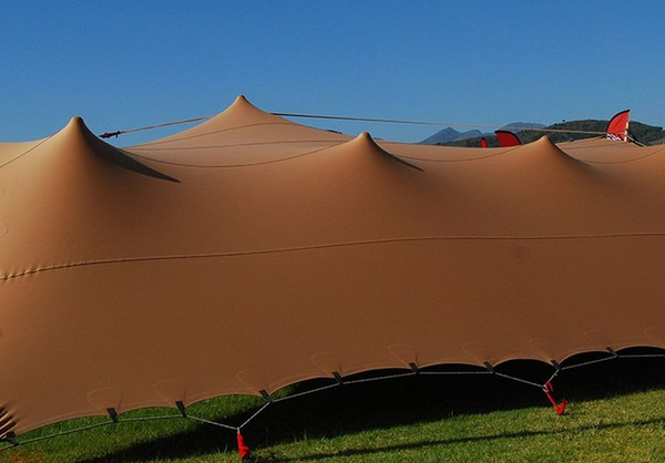 Brand new stretch tent for sale UK