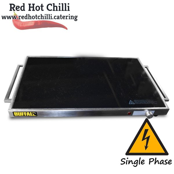 Buffalo Hot Plate (Ref: RHC2685)