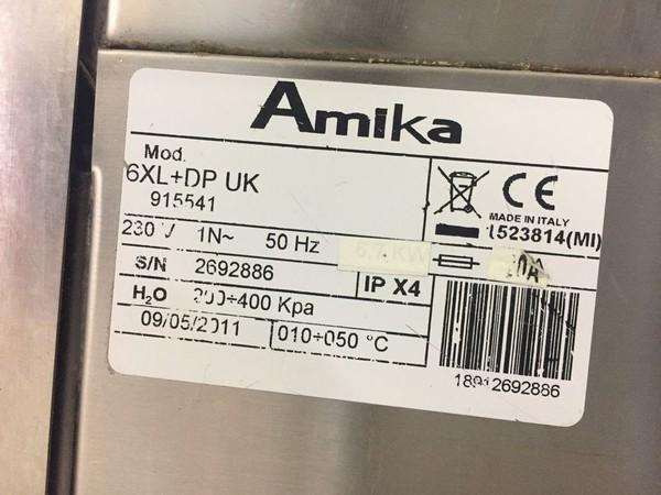 Amika 6XL DP UK