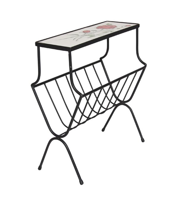 Vintage magazine rack for sale