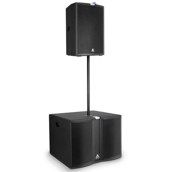 Wedding speakers