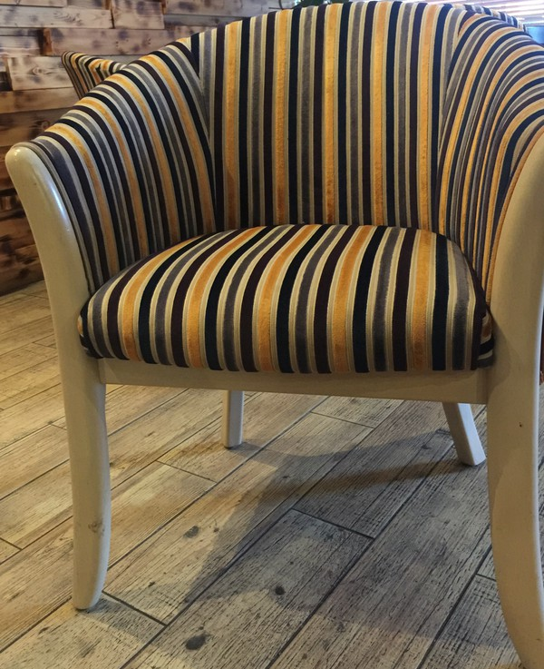 Hotel arm chairs for sale