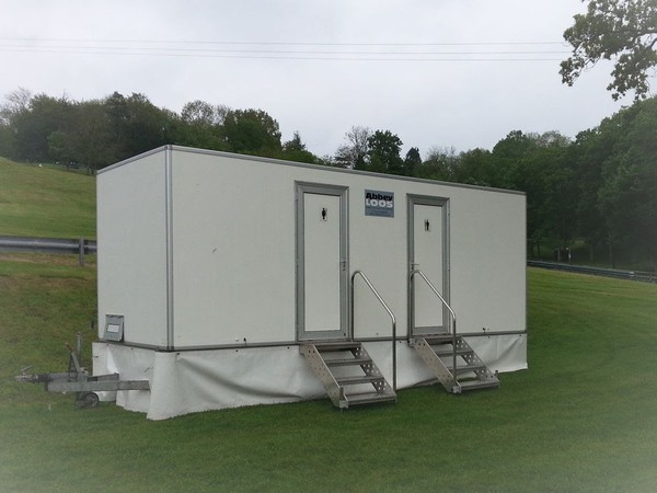 Used festival toilet trailer for sale