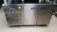 2 door prep fridge for sale