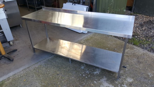 Stainless Table for sale