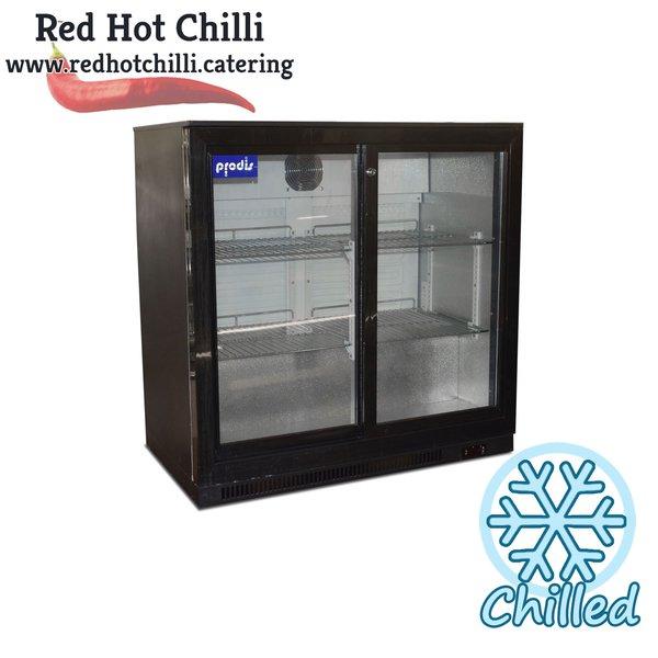 Double bottle fridge for sale