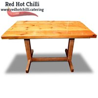 Low wooden table for sale