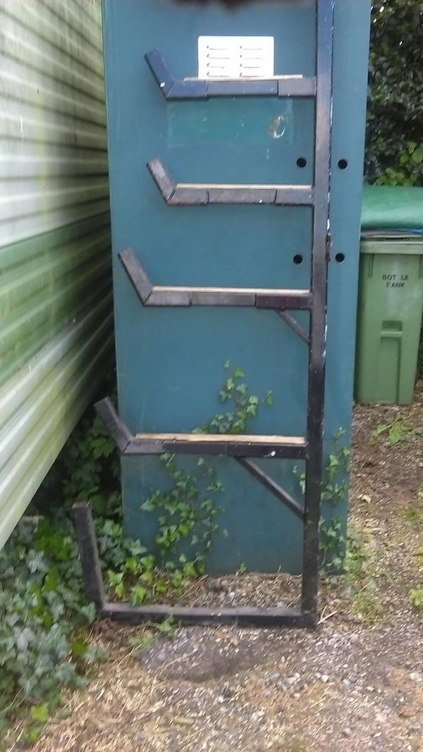 Marquee storage racks