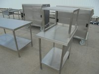 Table with gantry sale