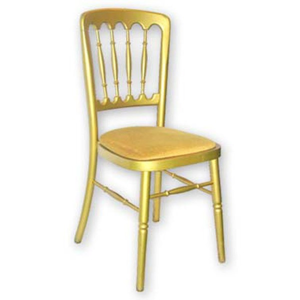 Used gold banqueting chairs for sale slough