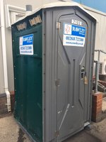 Self-Contained Chemical Toilets