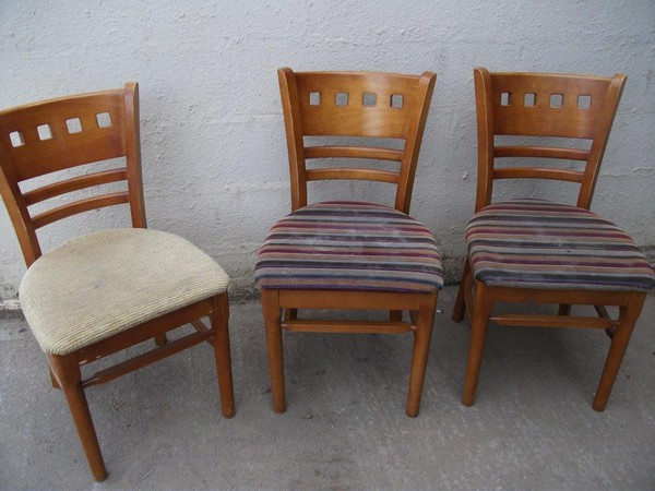 Used pub chairs