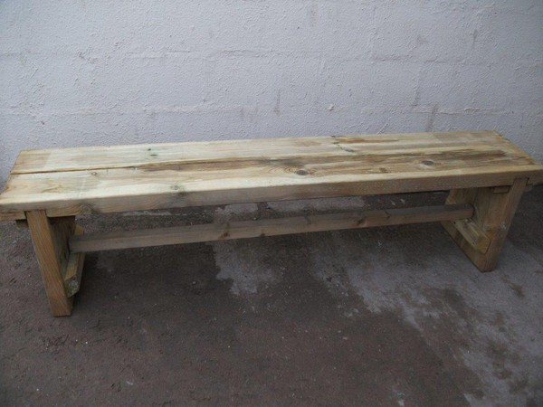 New outdoor benches for sale