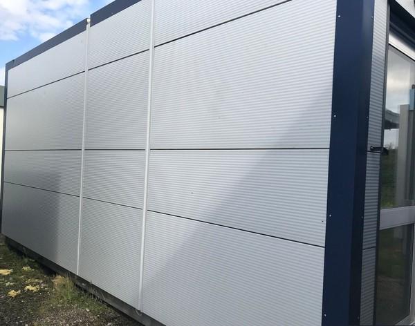 6.7m x 3.4m modular building